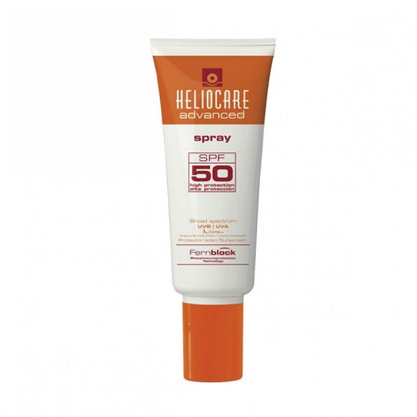 HELIOCARE ADVANCED SPRAY SPF50 200ML.