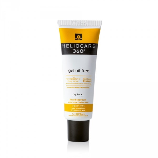 HELIOCARE 360º SPF50+ COLOR GEL OIL-FREE PROTECTOR SOLAR BEIGE 50ML.