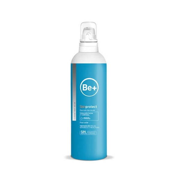 BE+SKIN PROTECT EMULSIÓN POST SOLAR 200 ML.