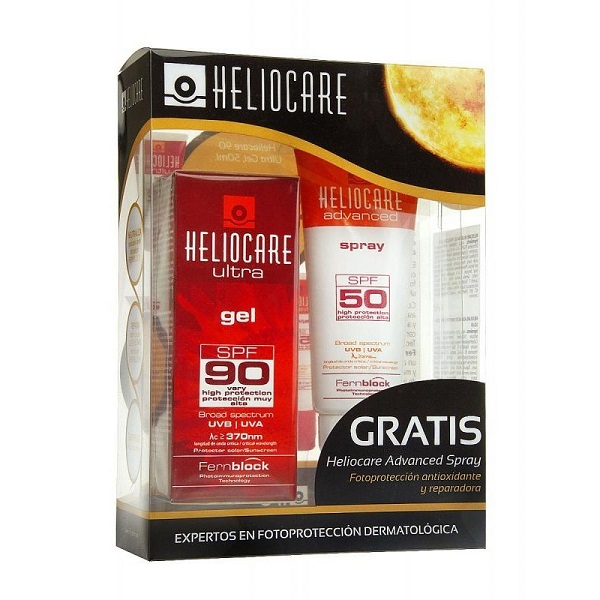 HELIOCARE ULTRA GEL SPF90 50ML.