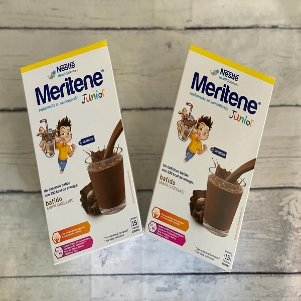 Meritene Junio Pack 15 + 15 Sabor Chocolate