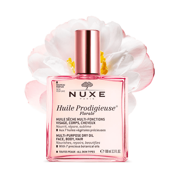 NUXE HUILE PRODIGIEUSE FLORALE 100ML.